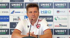 """Dinamo a remizat în această seară în deplasare cu Astra Giurgiu în prima etapă a play-out-ului ligii 1. După partidă, noul antrenor al lui Dinamo, Dusan Uhrin jr, a tras concluziile în direct la Telekom Sport la flashinterviu: """"Sunt mulţumit după acest meci. Am avut câteva ocazii, dar şi Astra a avut. Am jucat mai…"""