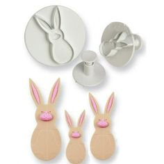 PME Rabbit Plunger Cutter Set/3  199,- nok