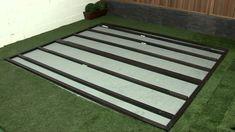 Nuestro experto nos enseña la mejor forma de colocar un suelo exterior de lamas de composite en nuestro jardín. Este tipo de suelo ofrece la…