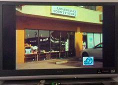 """LOS ANGELES COUNTY STORE"" 911/CORONER STUFF  PIC   '15"