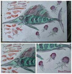 BunTine: Underwater