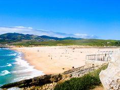 Guincho Beach (Cascais, Portugal)