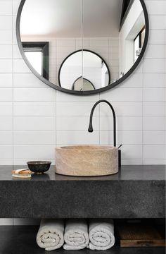 marble sink