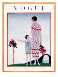 1920's Vogue Covers Print at the Condé Nast Collection