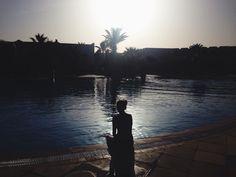 Swimmingpool moments