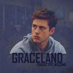 GRACELAND!!!! TOMORROW!