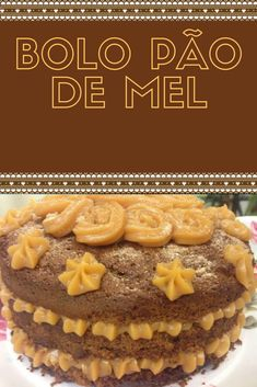 Bolo Pão de Mel Hatsune Miku, Tiramisu, Breakfast, Ethnic Recipes, Desserts, Portugal, Insects, Food, Amazing Cakes