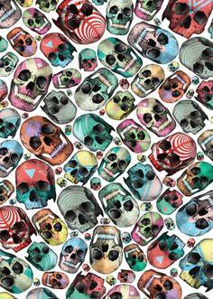 Skulls skulls and more skulls...