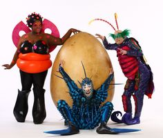 Cirque du Soleil hits Oz Characters 4_Photo OSA Images-Costumes ...