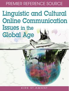 I'm selling Linguistic and Cultural Online Communication Issues in the Global Age by Kirk St. Amant - $85.00 #onselz