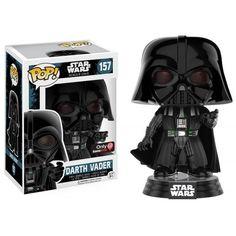 Funko Darth Vader Force Choke, Gamestop Exclusive, Star Wars, Guerra nas Estrelas, Rogue One, Funkomania, Filme