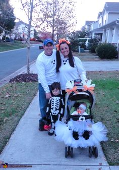 Baby Boo - Family Halloween Costume