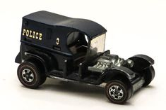Hot Wheels 1970 Redlines - The Paddy Wagon