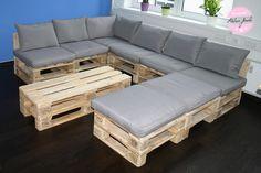 Upcycling Lounge Modul aus Europalette by atelier jonda http://de.dawanda.com/shop/jondaholzkunst