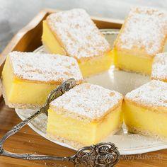 Napoleonka na krakersach Polish Recipes, Sweet Recipes, Cheesecake, Food And Drink, Fruit, Essen, Polish Food Recipes, Cheesecakes, Cherry Cheesecake Shooters