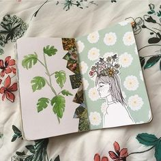 "156 Me gusta, 1 comentarios - Sharing Sketchbooks (@art.journals) en Instagram: ""Journal by @ssvdie If you would like a feature, please follow this account (@art.journals) and all…"""