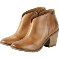 Reikiavik Ankle Booties by Bussola. Most comfortable heeled boots I've ever worn, hands down.