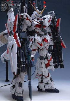 Custom Build: PG 1/60 RX-0 Full Armor Unicorn Gundam RE:0096 Ver. 1/1 Real-G - Gundam Kits Collection News and Reviews