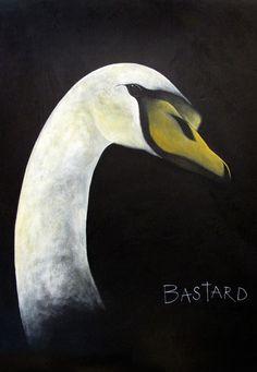 Mean Birds by amy ruppel, via Behance