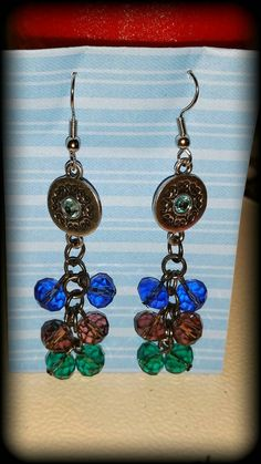 Check out this item in my Etsy shop https://www.etsy.com/listing/256291232/handmade-dangle-earrings