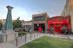 The Decatur Square...and Mac Magee Irish Pub!