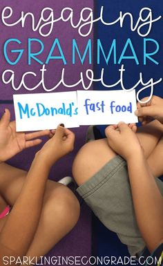 Need a grammar activ