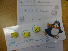 Free Math Activity-Common Core Standard 1.OA.2-Adding 3 Numbers