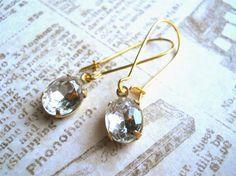 #earrings #wedding