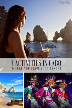 3 Easy Ways to Get off the Resort in Los Cabos, Mexico via Canadian Traveller Magazine. Words by Alison Karlene Hodgins. Swim Up Bar, Senior Trip, Got Off, Travel Articles, Buffet, Tropical, Swimming, Magazine, Vacation