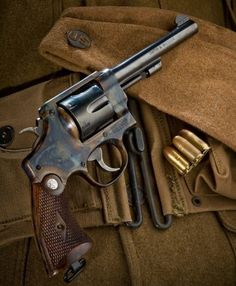 Smith & Wesson Model 1917 Revolver - CZ 83 Custom wood Grips http://www.rgrips.com/en/cz-8283-grips/109-cz-82-83-grips.html