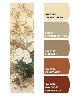 Image result for sherwin williams pennywise palette