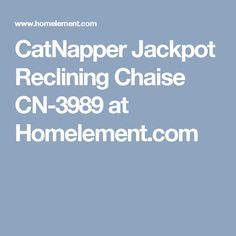 39 f ck you i 39 m going to the glaciers 39 catnapp 39 a cliff in for Catnapper jackpot reclining chaise