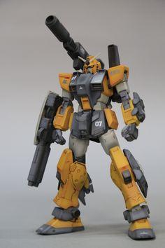 模型・プラモデル投稿コミュニティ【MG-モデラーズギャラリー】ガンプラ|AFV|ジオラマ| - HG FA 78-2 RiderX Gundam