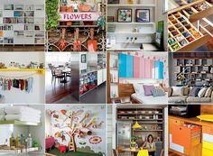 24 dicas de organização para arrumar a casa inteira