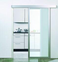 1000 images about schiebet ren k che on pinterest. Black Bedroom Furniture Sets. Home Design Ideas