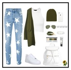 """""""*Feel so good*"""" by hyuna-yoona ❤ liked on Polyvore featuring STELLA McCARTNEY, Topshop, NIKE, Ray-Ban, M Missoni, Boohoo, Maison Margiela, Cartier and Clinique"""