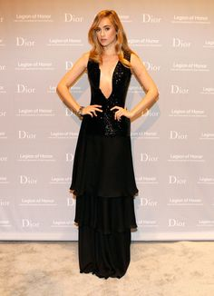 Suki Waterhouse - Fine Arts Museums Of San Francisco 2015 Mid-Winter Gala Presented By Dior