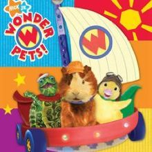 Wonder Pets is an Emmy Award Winning Nick Jr. show featuring our heroes; Linny the Guinea Pig, Tuck the Turtle, and Ming-Ming the Duckling. Right In The Childhood, Childhood Tv Shows, 90s Childhood, Childhood Memories, 2000 Kids Shows, Old Kids Shows, Old Shows, Nick Jr, 90s Tv Shows