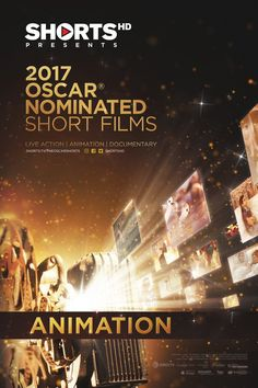 Watch 2017 Oscar Nominated Short Films: Animation 2017 Full Movie Download free