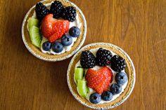 Fruit Tartlets - 4 by Sugarcrafter, via Flickr