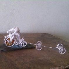 Machine fantasty handmade scuplture