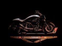 Roland Sands Ducati XDiavel - MotoNews - Andar de Moto