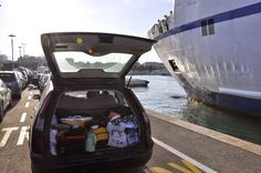 Na promie fajnie jest #travel #car #croatia #split