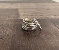 Sterling Silver Stacking Rings Set of 7 Stacking Rings | Etsy Silver Stacking Rings, Sterling Silver Rings, Stackable Rings, Western Jewelry, Indian Jewelry, Native American Rings, Small Rings, Silver Cuff, Native Americans