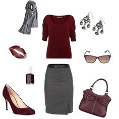 """Fall"" by vivmasson on Polyvore"