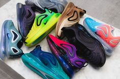 The Trending Collectons From Nike Air Max 720 Sneaker - Aflamico Sneakers Mode, Cute Sneakers, Air Max Sneakers, Sneakers Fashion, Nike Air Max, Nike Air Shoes, Dior Beauty, Beauty Buy, Jack Purcell
