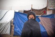 Refugee camp in #Kabul, #Afghanistan