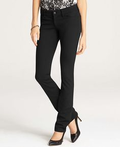 Modern Knit Slim Pants