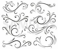 renaissance, enhanced, scroll designs, vinyl-ready, ornaments, ornamental art, decorative vector images, vector cliparts, cuttable graphics
