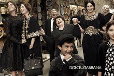 DOLCE & GABBANA FW'13 WOMEN - StyleCraze